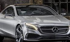 Mercedes S-klass Coupé är nya CL