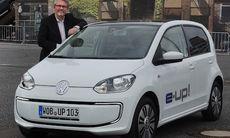 VW e-UP och Audi A3 Sportback e-tron provkörda