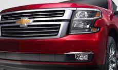 Chevrolet Tahoe och Suburban är större än någonsin