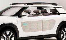 Citroën Cactus – med bilmässans dummaste namn