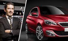"""Peugeot om bildesign: """"Ingen vill kopiera längre"""""""