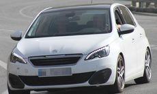 Spion: Peugeot 308 GTI kommer 2014