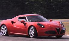 Film: Alfa Romeo 4C – som en lyxig Lotus Elise