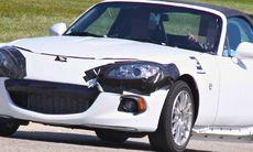 Spion: Mazda MX-5 eller Alfa Romeo Spider?