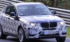 Spion: BMW X4 – premiären närmar sig