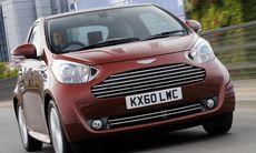 Aston Martin Cygnet läggs ned