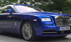 Rolls-Royce Wraith: För lorden som kör själv