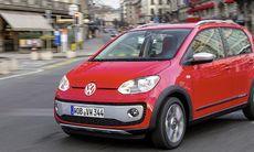 Volkswagen Cross Up: Knappast prisvärd