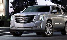 Nya Cadillac Escalade – fakta, bilder och film