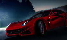 Ferrari F12 blir bredare och snabbare med Novitec