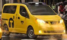 Därför stoppas Nissans nya New York-taxi