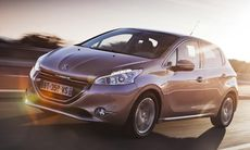 Peugeot 208 får sänkt pris och starkare dieselmotor