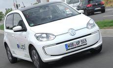 Volkswagen e-Up är laddad och klar för Sverige