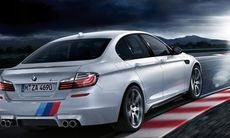 BMW M5 och M6 tunas med M Performance