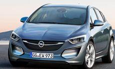 Nya Opel Astra – med sikte på Golf