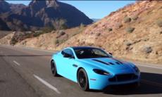 Film: Aston Martin V12 Vantage S