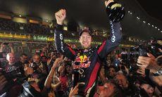 """Berggren: """"Vad gör Sebastian Vettel historisk?"""""""