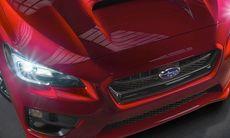 Subaru Impreza WRX – första bilden inför premiären