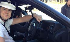 Nisse hos Nissan – provkör nya GT-R Nismo