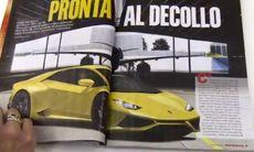 """Lamborghini: """"En ny best från Sant'Agata Bolognese"""""""