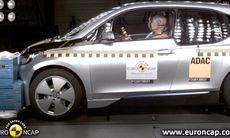 Euro NCAP krocktest: Oväntad miss av BMW i3