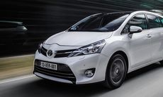 Toyota Verso blir först med BMW 1,6 dieselmotor