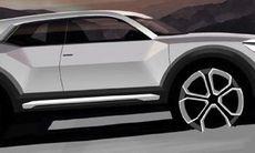 Audi Q1 ger sig in i lilla crossoverklassen
