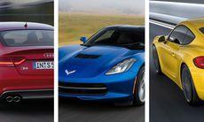 Årets bästa motorer enligt Ward's Auto