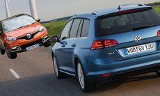 Volkswagen och Renault går bäst