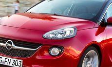 Opel Adam får trecylindrig turbomotor