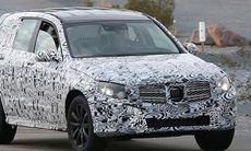 Spion: Helt nya Mercedes GLK