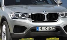 Spion: BMW X4 – så ser den ut