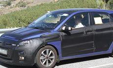 Spion: Hyundai i20 blir snyggare