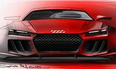 Audi quattro Concept – värsting med 800 hk