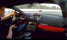 Lamborghini Gallardo Squadra Corse testad