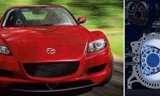 Mazda: Ny modell med wankelmotor 2015