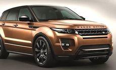 Range Rover Evoque får ett lyft – och ny automat