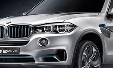 BMW Concept X5 eDrive – andra gången gillt?