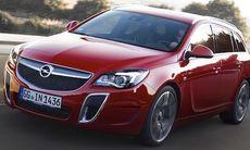 Opel Insignia OPC får ett ansiktslyft