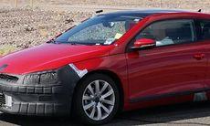 Spion: Volkswagen Scirocco får ett lyft