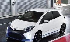 Toyota Hybrid R – första sporthybriden