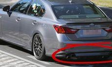 Spion: Lexus GS-F kommer – med V8