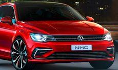 Volkswagen NMC visar kommande Jetta CC
