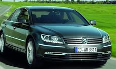 Bekräftat: Volkswagen Phaeton gör comeback