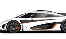 Koenigsegg One:1 - världens första megasportbil