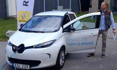 "Vi provkör Renault Zoe: ""Inte lika rolig som BMW i3"""