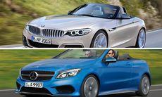 Snart kommer BMW Z2  – utmanar Mercedes A-klass
