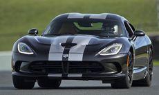 Välkommen tillbaka Dodge Viper – glöm Chrysler och SRT