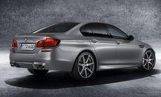 BMW M5 firar 30 år med jubileumsmodell – får 600 hk