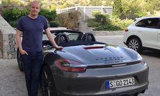 """Vi kör Porsche Boxster och Cayman GTS: """"Vilket ljud!"""""""